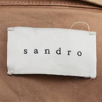 бирка Парка Sandro
