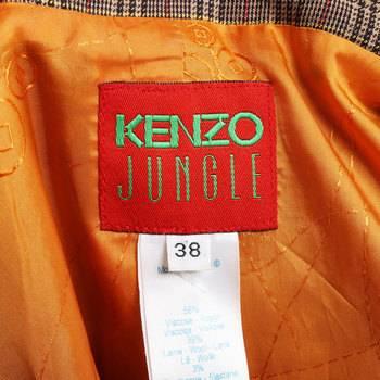 бирка Пиджак Kenzo Jungle