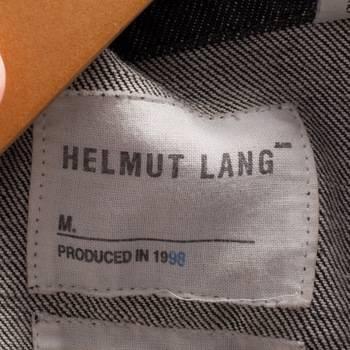 бирка Джинсовка  Helmut Lang