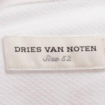 бирка Рубашка  Dries Van Noten
