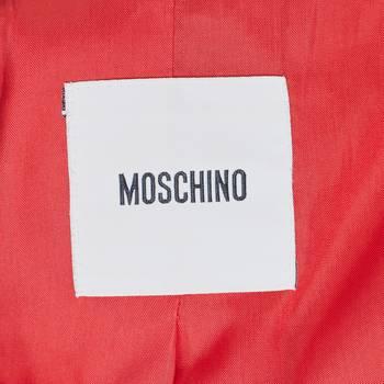 бирка Пальто Moschino