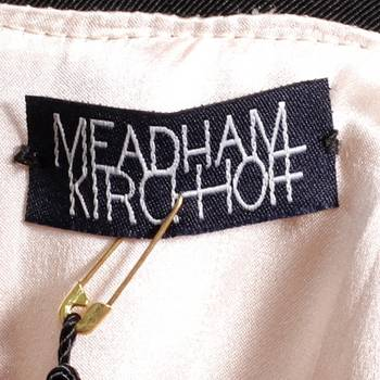 бирка Платье Meadham Kirchhoff