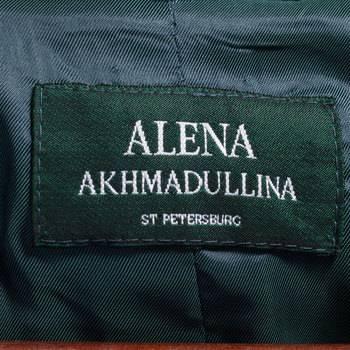 бирка Жакет  Alena Akhmadullina