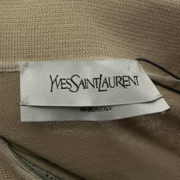 бирка Поло Yves Saint Laurent