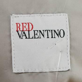 бирка Пуховик Red Valentino