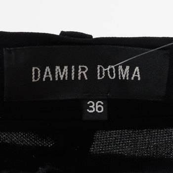 бирка Брюки  Damir Doma