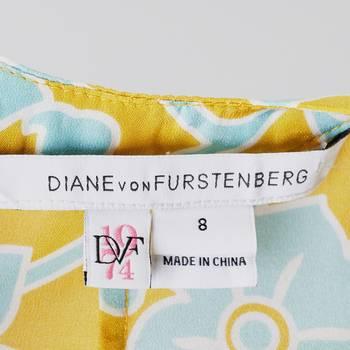 бирка Комбинезон Diane von Furstenberg
