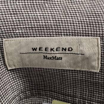 бирка Рубашка  Weekend Max Mara
