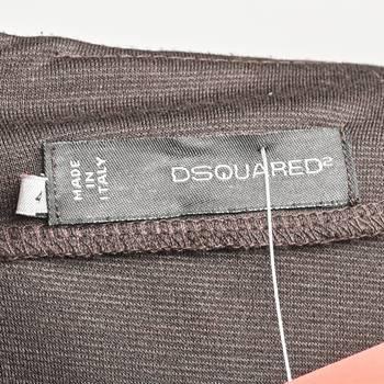 бирка Платье Dsquared2
