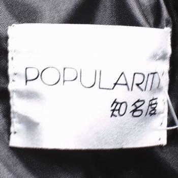 бирка Куртка  Popularity