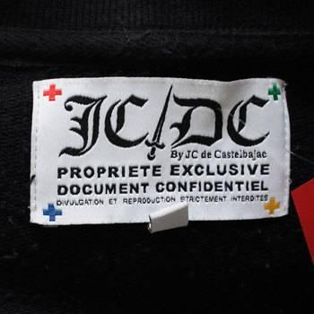 бирка Свитшот Jc de Castelbajac
