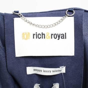 бирка Жакет Rich&Royal