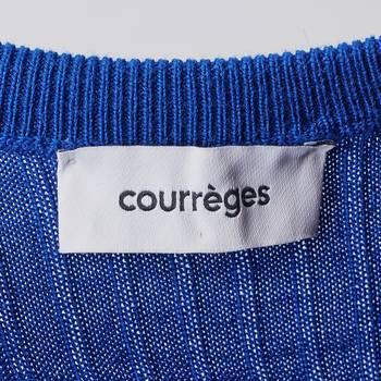 бирка Платье Courreges