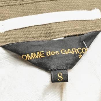 бирка Удлиненный жакет Comme des Garcons
