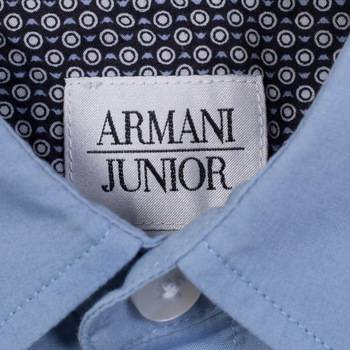 бирка Рубашка  Armani Junior
