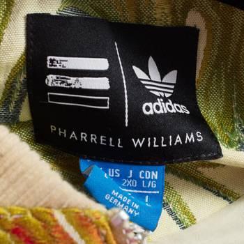 бирка Куртка Adidas x  Pharrell Williams