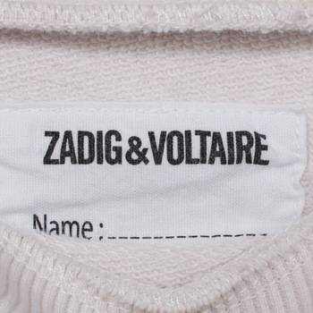 бирка Свитшот  Zadig & Voltaire
