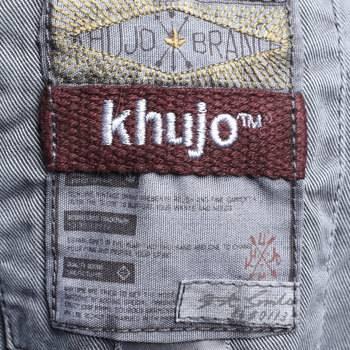 бирка Куртка Khujo