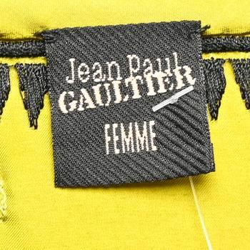 бирка Туника Jean Paul Gaultier