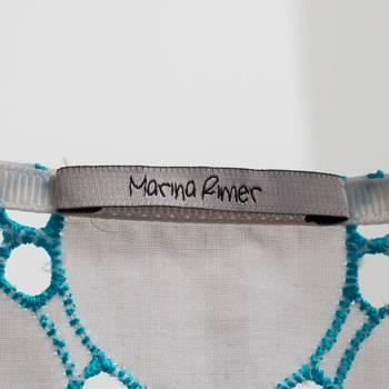 бирка Платье  Marina Rimer