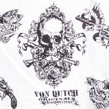 бирка Пиджак Von Dutch