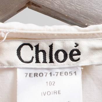 бирка Платье  Chloe