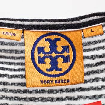 бирка Футболка Tory Burch