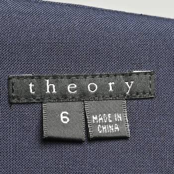 бирка Костюм Theory