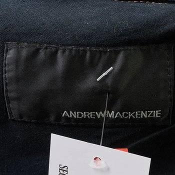 бирка Куртка Andrew Mackenzie