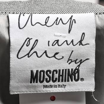 бирка Юбка Moschino Cheap and Chic