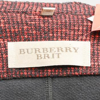 бирка Пиджак Burberry Brit