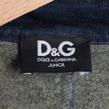 бирка Жакет  D&G Junior