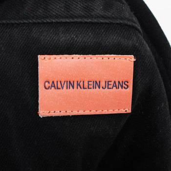 бирка Джинсовка Calvin Klein Jeans