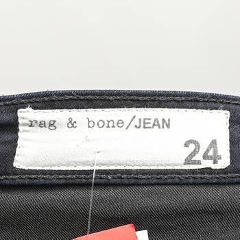 бирка Джинсы Rag & Bone
