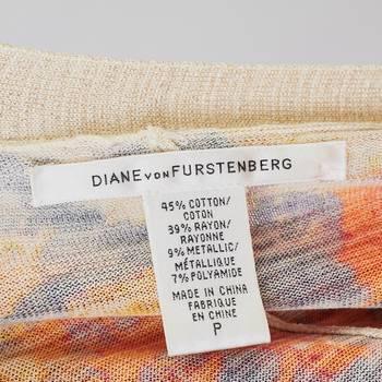 бирка Кардиган Diane von Furstenberg