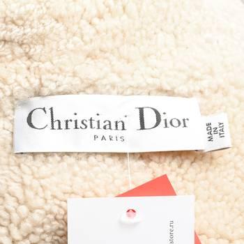 бирка Дубленка Christian Dior
