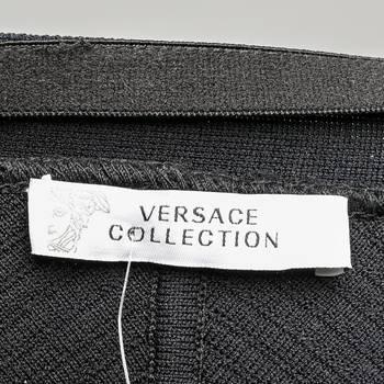 бирка Юбка Versace