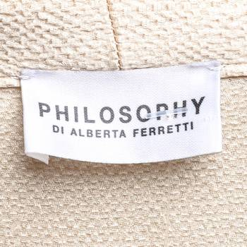 бирка Жакет Philosophy di Alberta Ferretti