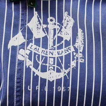 бирка Платье-рубашка Ralph Lauren
