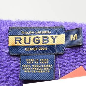 бирка Свитер Rugby by Ralph Lauren