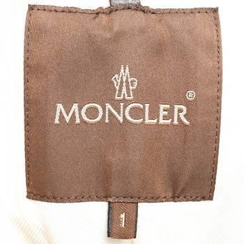 бирка Плащ  Moncler