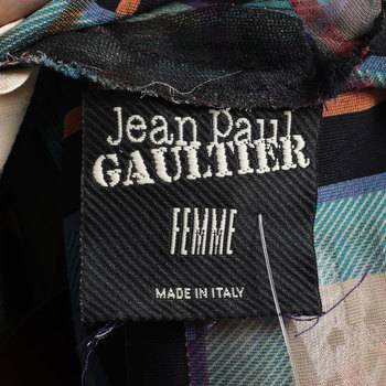 бирка Платье Jean Paul Gaultier