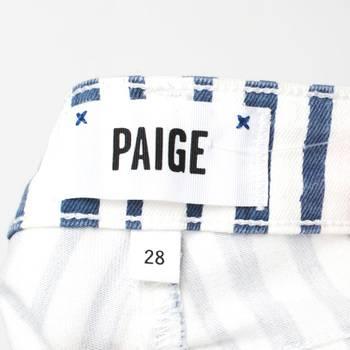 бирка Джинсы  Paige
