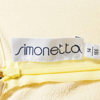 бирка Платье  Simonetta