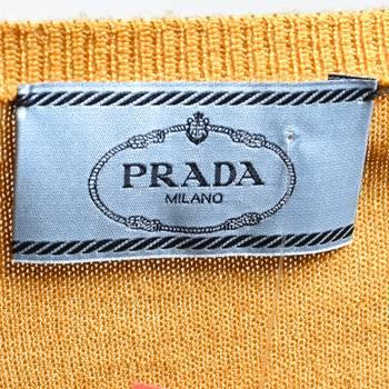 бирка Джемпер Prada