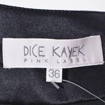 бирка Платье  Dice Kayek