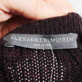 бирка Юбка  Alexander McQueen
