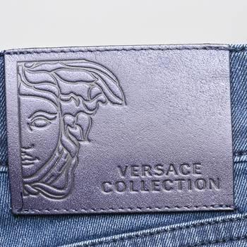 бирка Джинсы Versace
