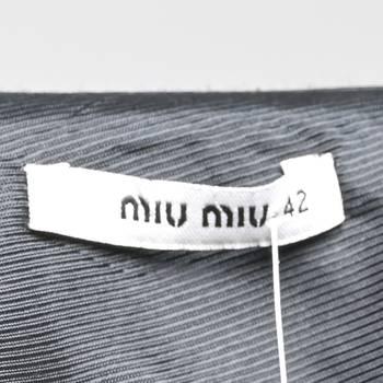бирка Юбка Miu Miu