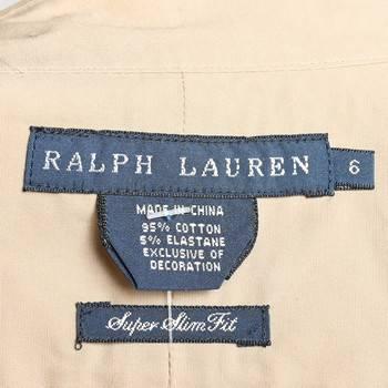 бирка Рубашка Ralph Lauren